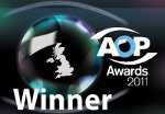 AOP Awards Winner 2011
